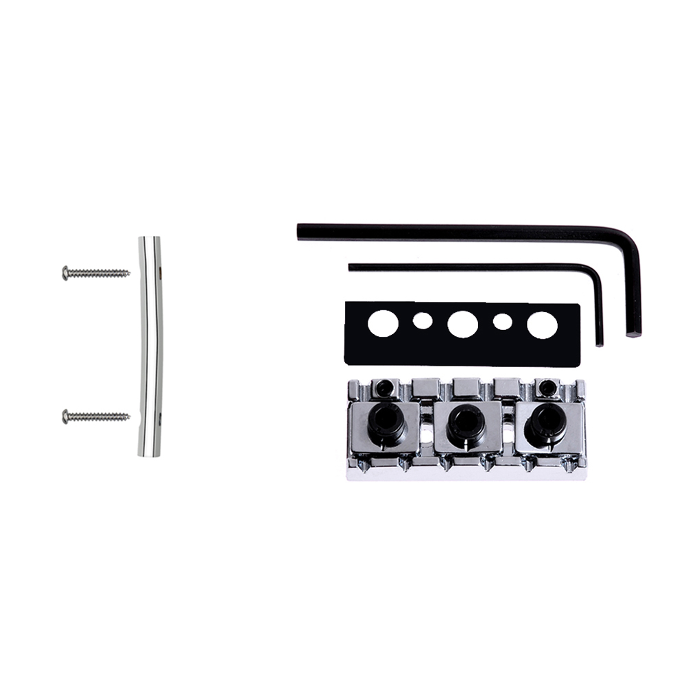 Ghl 2 Floyd Rose Guitar Locking Nut Top Mount R4 1 11 1643mm And Diagram String Retainer Bar