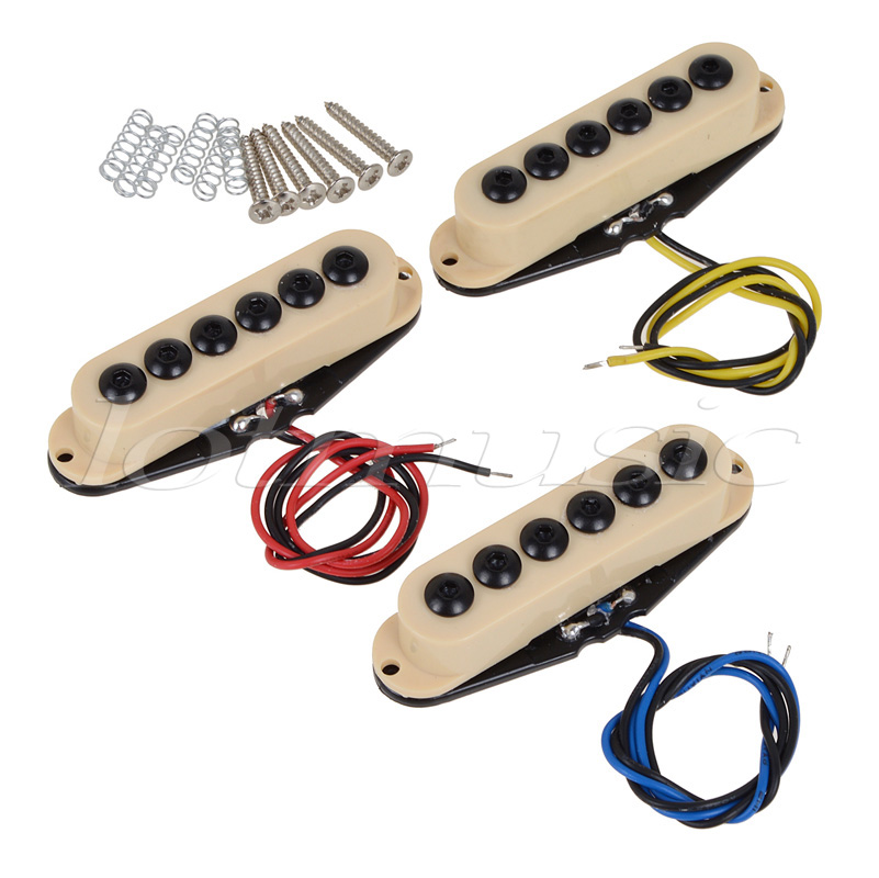 """the best single coil pickup electric guitar The 6 best stratocaster pickups each pickup uses an a stratocaster pickup is a standard a href=""""/best-guitar-pickups/single-coil/""""single-coil pickup."""