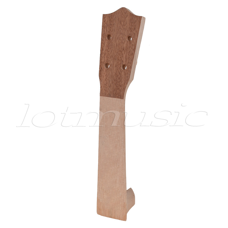Kmise Soprano Ukulele Neck for Ukelele Uke DIY R...