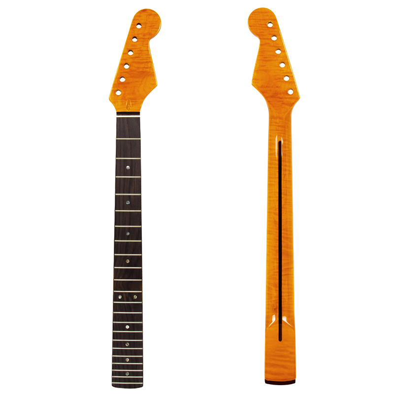 Kmise Electric Guitar Neck for Fender Start Tige...