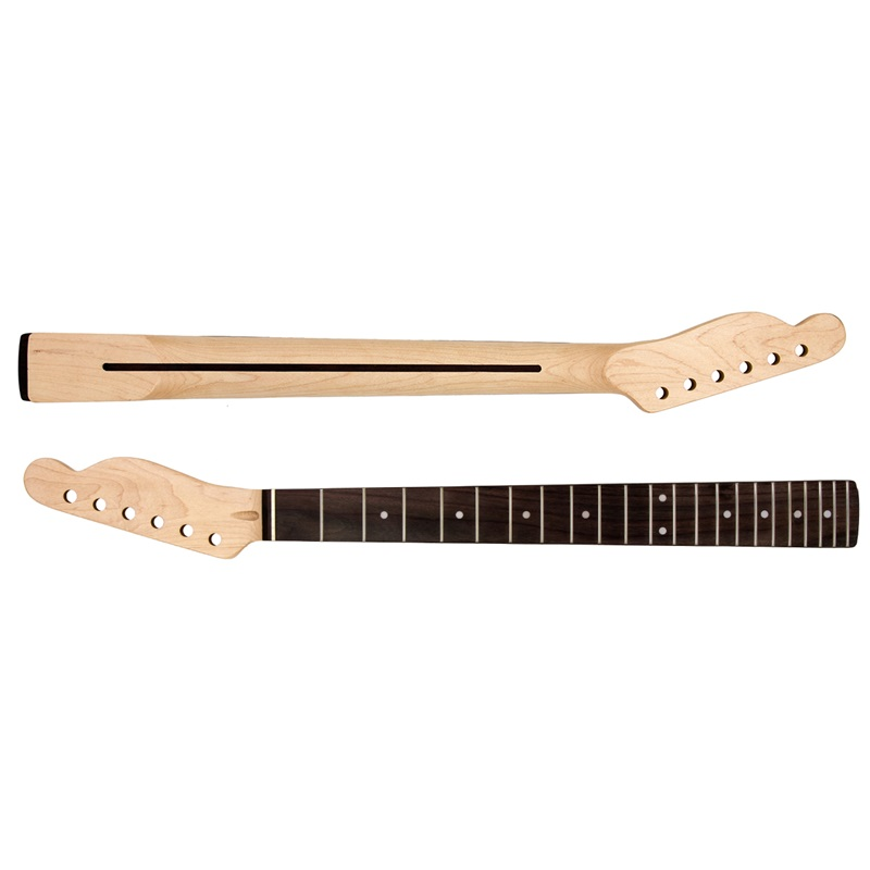 Kmise Electric Guitar Neck for Fender Tele Clear...