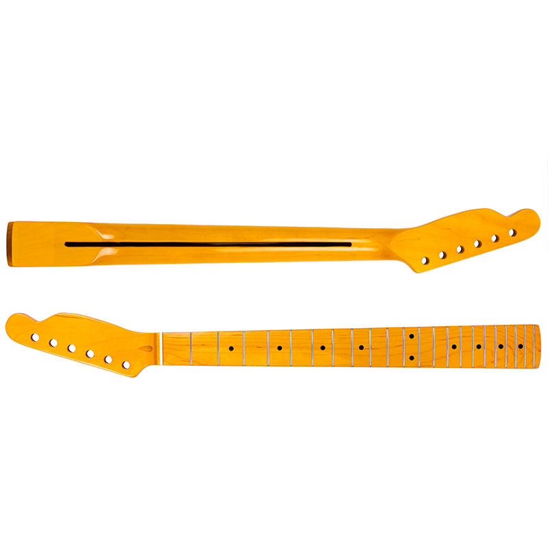 Kmise Electric Guitar Neck for Fender Tele Vinta...
