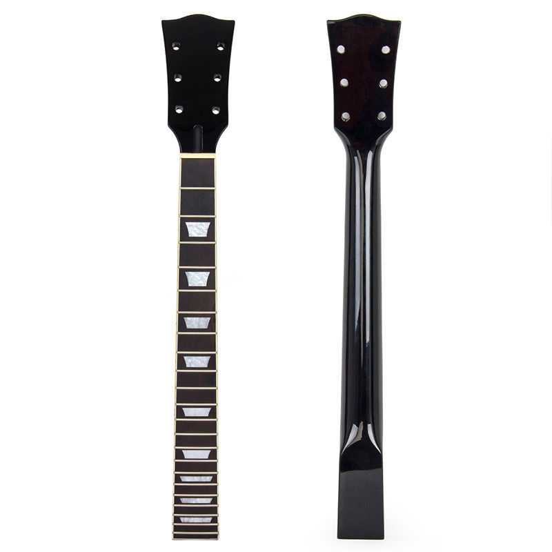 Kmise Electric Guitar Neck for Gibson Les Paul B...