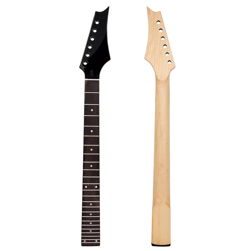 Kmise Electric Guitar Neck for Ibanez Clear Sati...