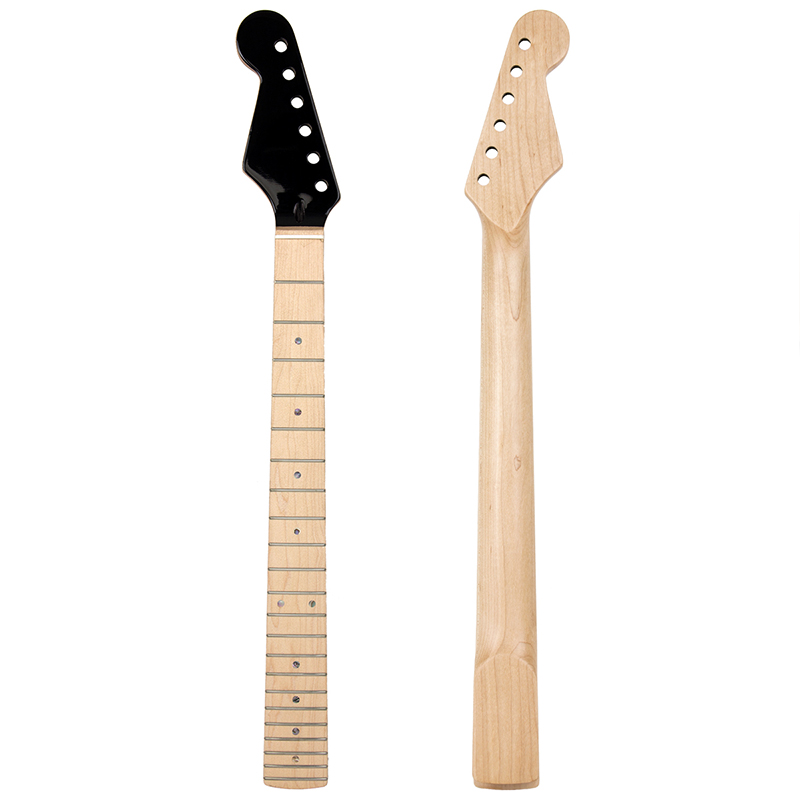 Kmise Electric Guitar Neck for Fender Start Clea...