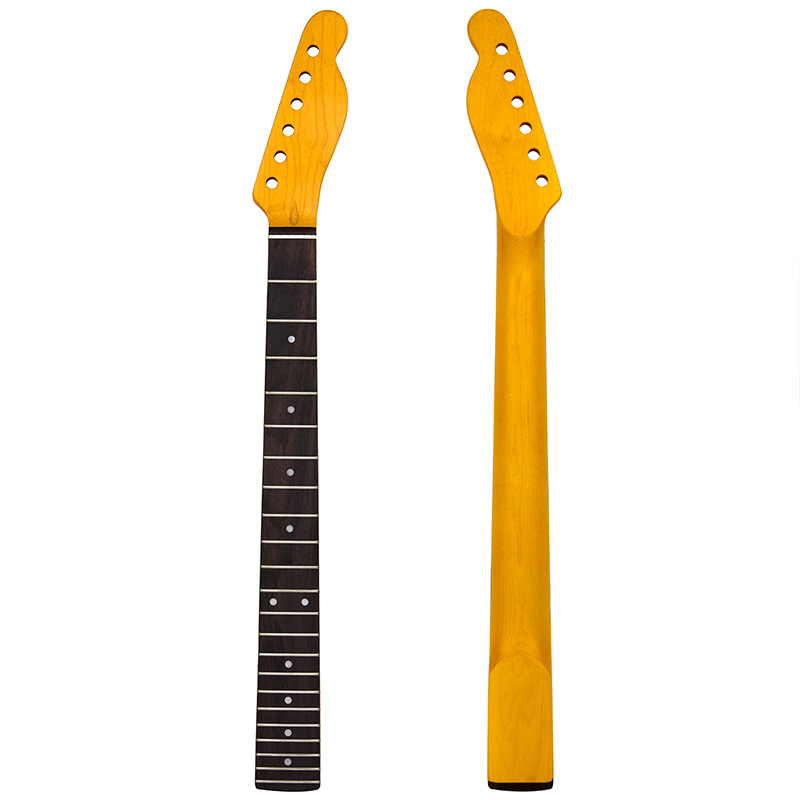 Kmise Electric Guitar Neck for Fender Tele Yello...