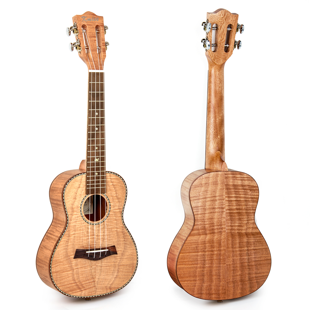 Dean Guitars Ukulele Travel Uke: Kmise Tenor Travel Ukulele 26 Inch 18 Frets Thin