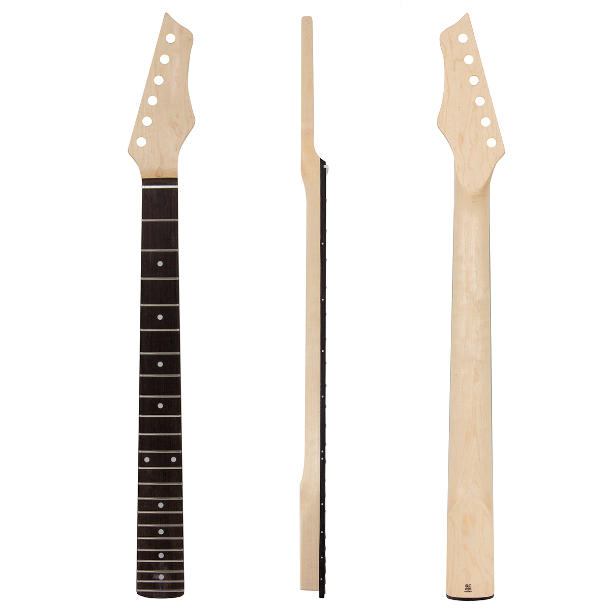 Kmise Electric Guitar Neck Canada Maple 22 Frets...