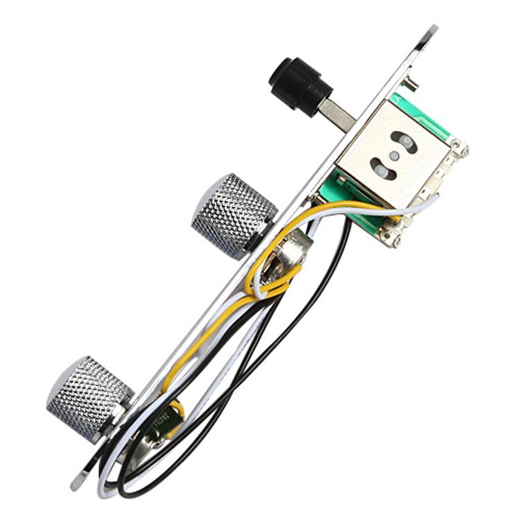 2 Stück Tele Prewired Steuerscheibe 3 -Wege-Schalter für Fender Tele ...
