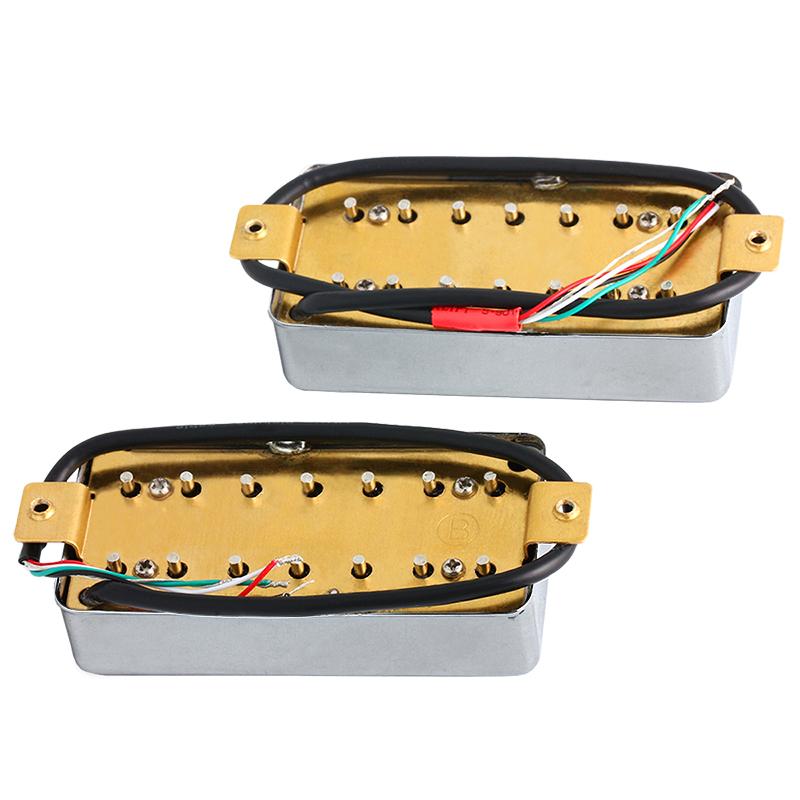 Electric Guitar Pickup 7 String Humbucker Pickups Bridge and